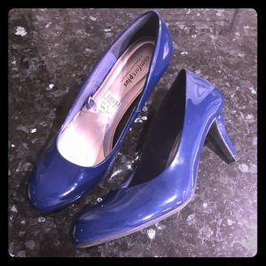 Comfort Plus by Predictions Patent High Heels